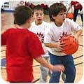 قوانین مینی بسکتبال